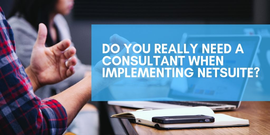 NetSuite: Implementation & Consulting